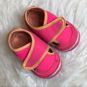 Stride Rite Baby Girl Sz 3.5W Breezy Water Shoes
